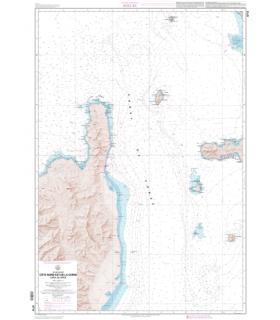 6713 - Côte Nord-Est de la Corse - Canal de Corse