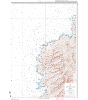 6821 - Côte Ouest de Corse - Du Cap Corse au Golfe d'Ajaccio