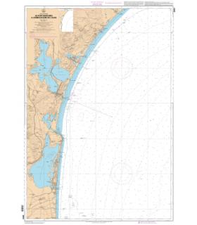 6844 - De Port-Barcarès à l'embouchure de l'Aude