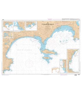 7205 - Golfe de La Napoule - Golfe Juan - Iles de Lérins - Abords de Cannes