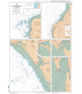 7133 - Ports de la côte Ouest du Cotentin