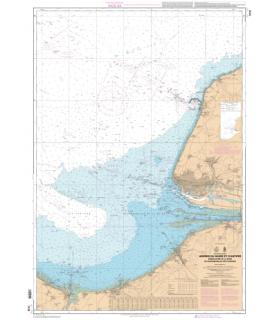 7418 - Abords du Havre et d'Antifer - Embouchure de la Seine - De Ouistreham au Cap d'Antifer