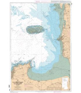 7156 - De la Pointe du Grouin à la Pointe d'Agon - Baie du Mont-Saint-Michel - Iles Chausey