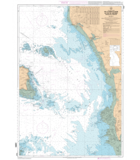 7157 - De la Pointe d'Agon au Cap de Carteret - Passage de la Déroute
