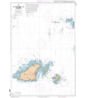 7159 - De Guernsey, Herm et Sark à Alderney - Bancs des Casquets