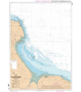 7422 - De la Pointe de Barfleur à La Pointe de La Percée - Iles Saint-Marcouf