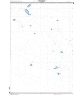 6691 - Iles Tuamotu (partie Est) de Hao à Fangataufa