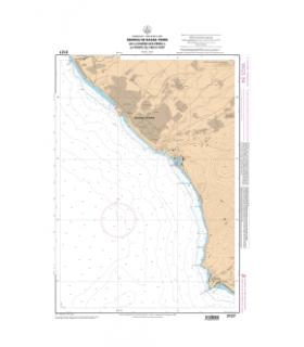 3127 - Abords de Basse-Terre - De la rivière des Pères à la Pointe du Vieux Fort