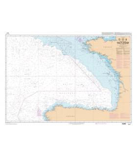 7211 - Golfe de Gascogne - De Brest à Cabo Finisterre