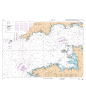 7311 - La Manche (Partie Ouest) - De Isles of Scilly et de l'Ile d'Ouessant aux Casquets