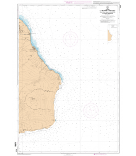 7222 - La Réunion - Partie Est - De la Pointe de la Rivière du Mât à la Pointe Marcellin