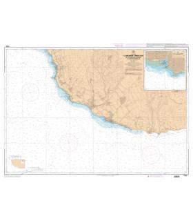 7328 - La Réunion - Partie Sud - De la Pointe des Châteaux à la Pointe Marcellin