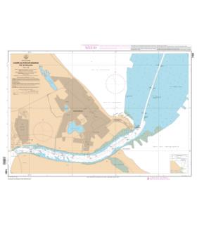 7480 - Accès au fleuve Kourou - Port de Pariacabo