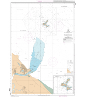 7481 - Approches de Kourou - Iles du Salut
