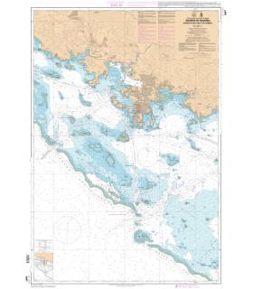 6687 - Abords de Nouméa - Passes de Boulari et de Dumbéa