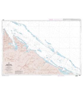 6949 - Abords de Thio - Du Cap Bégat à l'île Toupéti