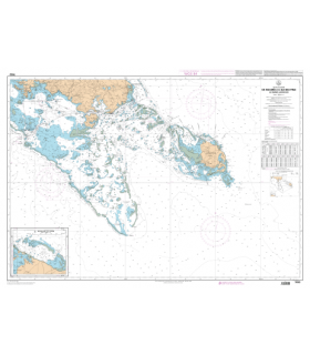 7052 - De Nouméa à l'île des Pins - Le grand lagon Sud
