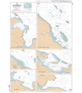 7073 - Ports et mouillages de la côte Sud-Est de la Nouvelle-Calédonie