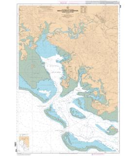 7098 - Baies d'Ouaraï et Chambeyron - Passes d'Ouaraï et d'Isié