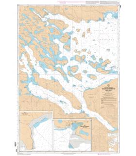 7359 - Iles Kerguelen - Golfe du Morbihan (partie Ouest)