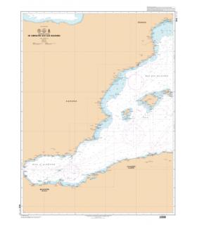 7015 L - De Gibraltar aux îles Baléares