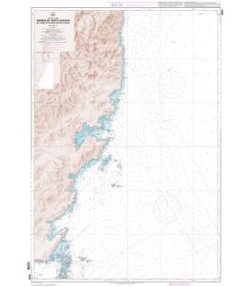 6929 L - Abords de Porto-Vecchio - De l'anse de Favone aux îles Lavezzi