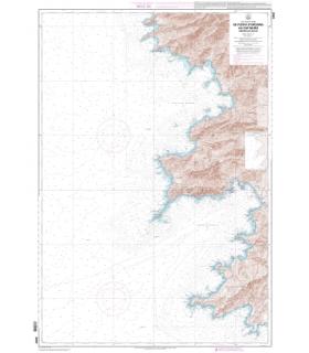 6942 L - De Punta d'Orchina au Cap Muro - Abords d'Ajaccio