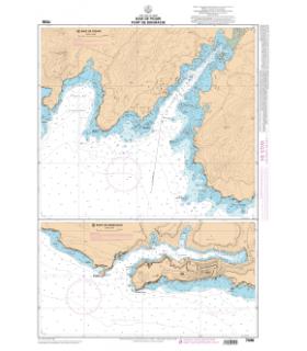 7096 L - Baie de Figari - Port de Bonifacio