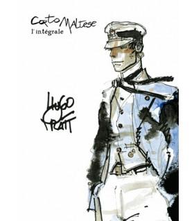 Corto Maltese en 7 volumes - Coffret intégrale couleur