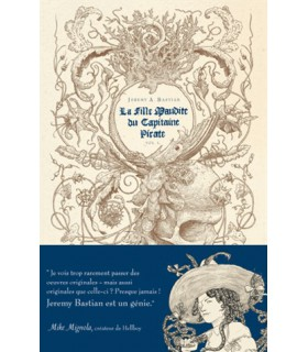 La Fille Maudite du Capitaine Pirate Tome 1