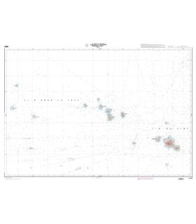 6688 L - Iles de la Société, de Manuae à Tahiti