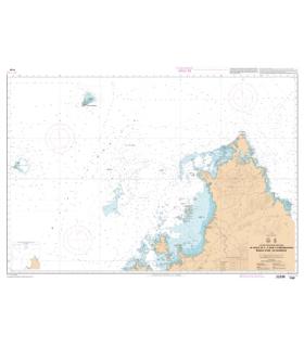 7491 L - De Nosy Bé à la Baie d'Antsiranana - Récif du Geyser - Iles Glorieuses