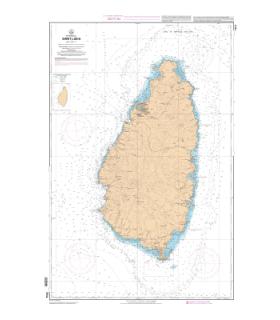 7614 L - Saint Lucia