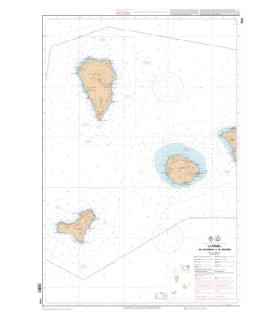 7563 L - La Palma, Gomera et Hierro
