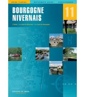 N°11 Bourgogne Nivernais - Guide Breil