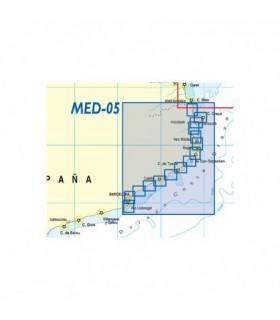 NAVICARTE CHARTKIT MED05