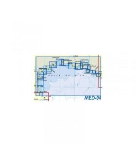 NAVICARTE CHARTKIT MED04