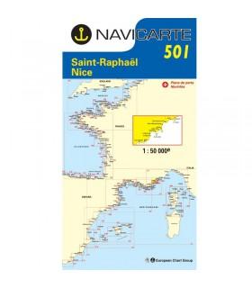 St-Raphaël, Nice, Iles de Lérins