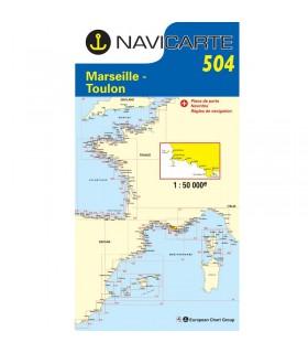 Marseille, Toulon, Les Calanques
