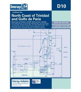 D10 North coast of Trinidad