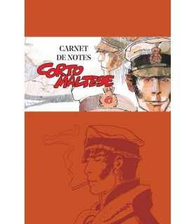 Carnet de notes Corto Maltese 2016