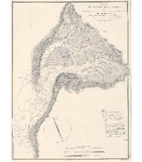 Plan du Bassin d'Arcachon