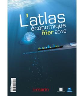 L'atlas économique de la mer 2016.