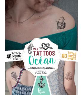 Mes tattoos Océan