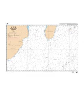6673 - De Chagos Archipelago à Madagascar - carte marine Shom papier