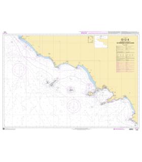 7699 - de Punta Alice à  Torre Canne - Carte marine Shom