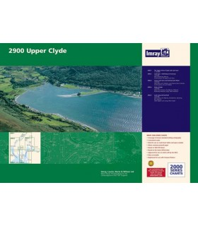 2900 Firth of Clyde Chart Pack - Carte marine Imray