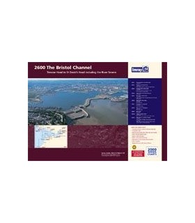 2600 Bristol Channel Chart Pack - Carte marine Imray
