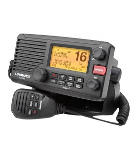 VHF fixe avec AIS intégré Lowrance