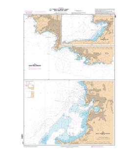 7621 L - Ports et mouillages aux Iles du Vent